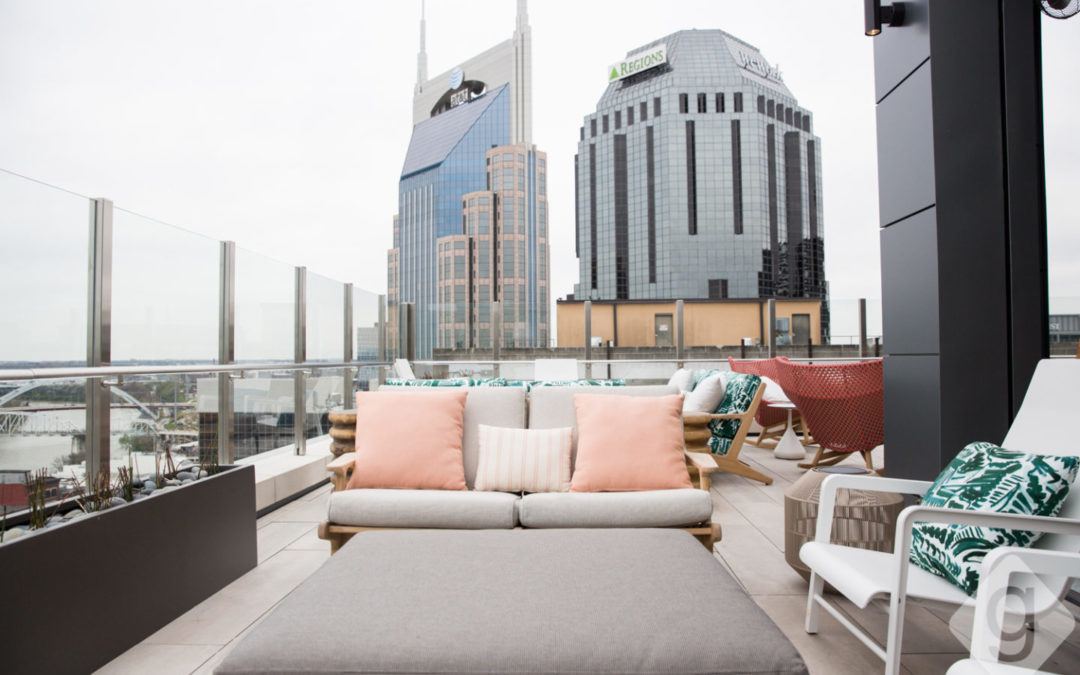 Best Rooftops in Nashville