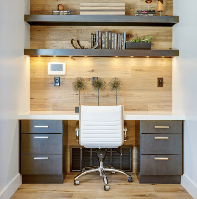 Home Offices and The New Normal